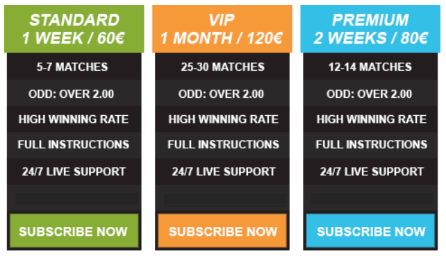 Daily VIP Football Matches Smartbetting1x2